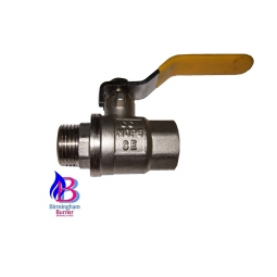 Gas Lever Ball Valve - 1/4Inch M x F