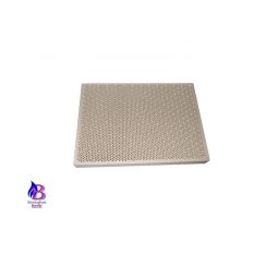 Ceramic Plaque Tile for Kebab Burner