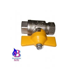 Gas Butterfly Ball Valves