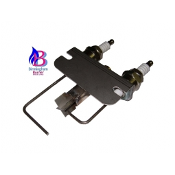 Spark & Detection Gas Pilot Burner NG