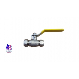 Compression Gas Lever Ball Valves