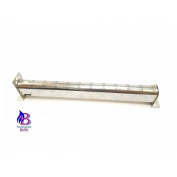 290mm Overall Length SS Straight Gas Burner