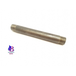 3/8Inch BSP Mild Steel Threaded Tube