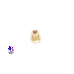 D Type Jet Holder 3/8Inch Male x 1/4Inch Female x 1/8Inch Jet Carrier