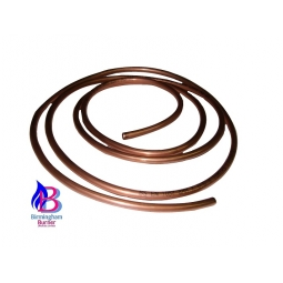 8mm Gas Copper Pipe - Per Metre