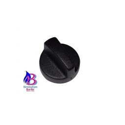 Plastic Black Control Knob for Gas Valve