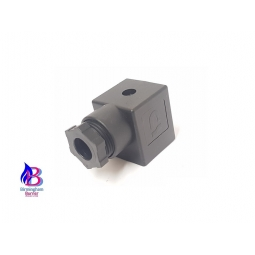 Spare DIN Plug for Gas Solenoid Valves