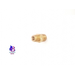 P Type Jet Holder 1/2 x 3/8 for 1/8 BSP Brass Jet