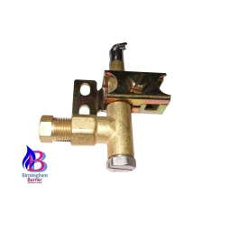 Single Flame Universal Pilot Burner