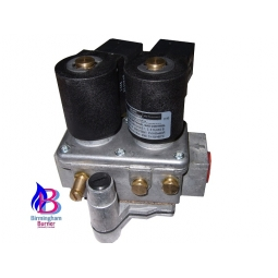 1/2Inch Double Solenoid Valve 230v